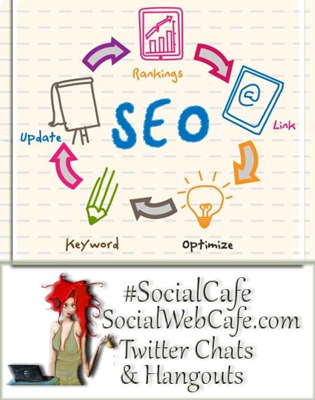 SEO Intro w/ %40SocialWebCafe http://sw.bcafe.co/a4 (Summary) %23SocialCafe %23TBW