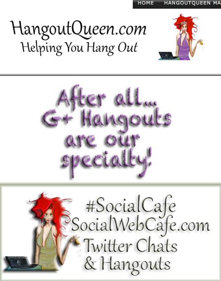 Tools 9 * Google Hangout w/ %40SocialWebCafe http://sw.bcafe.co/a3 (Summary) %23SocialCafe %23TBW