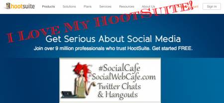 Hootsuite automates your content strategy