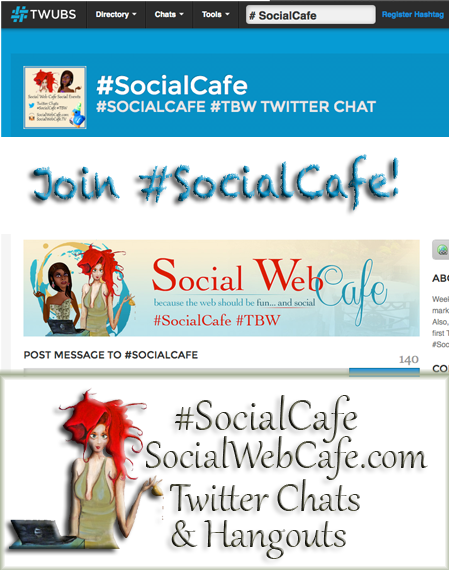 Tools 10 * Twitter Chat Tools w/ %40SocialWebCafe http://sw.bcafe.co/a5 (Summary) %23SocialCafe %23TBW