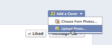 Facebook Timeline Canvas Change