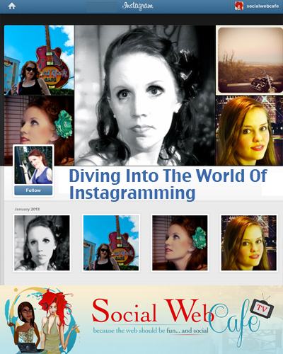 Diving%20Into%20The%20World%20Of%20Instagramming%20%23SocialCafe%202.20 w/ %40SocialWebCafe http://sw.bcafe.co/5s %28Summary%29 %23SocialCafe