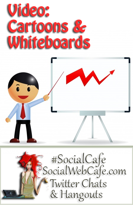 Cartooning%20%26%20Whiteboarding%20%23SocialCafe%202.48 w/ %40SocialWebCafe http://sw.bcafe.co/8t %28Summary%29 %23SocialCafe