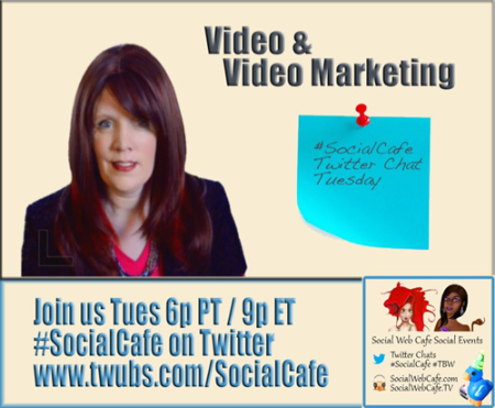 Going%20Viral%20With%20Video%20%23SocialCafe%202.43 w/ %40SocialWebCafe http://sw.bcafe.co/8g %28Summary%29 %23SocialCafe