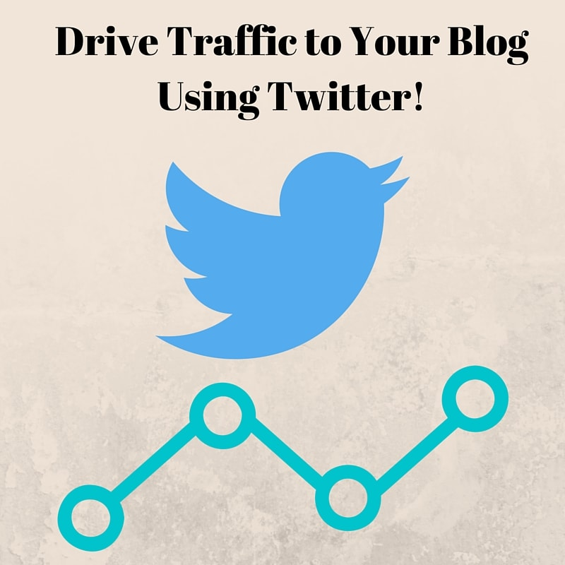 Drive Traffic to Your Blog Using Twitter